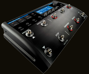 TC-Helicon VoiceLive II vocal processor