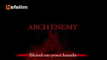 Кавер Arch Enemy - Blood On Your Hands